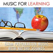 Music for Learning - Exam Preparation Music with Nature Sounds to Improve Concentration and Focus for your Homework with a Mix of Relaxing Musical Instruments (Piano, Pan Flute, Shakuhachi Flute, Ocarina) to Set a Positive Atmosphere by Various Artists