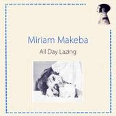 All Day Lazing de Miriam Makeba