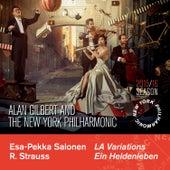 Salonen: L.A. Variations & Strauss: Ein Heldenleben, Op. 40 by Alan Gilbert