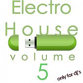 Electro House, Vol. 5 (Only for DJ's) de Various Artists