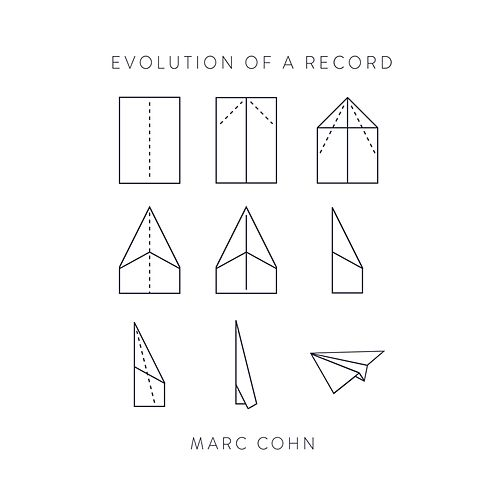 Evolution of a Record by Marc Cohn