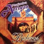 Boleros en Marimba Pura (Instrumental) by Marimba Antigua