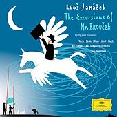 Janacek: The Excursions of Mr Broucek by Various Artists