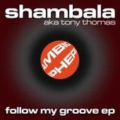 Follow My Groove EP by Tony Thomas