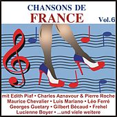 Chansons De France Vol.6 de Various Artists