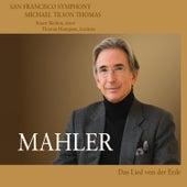 Mahler: Das Lied von der Erde by San Francisco Symphony