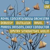 Debussy: La mer, trois esquisses symphoniques - Dutilleux: L'Arbre des songes - Ravel: La valse, poème chorégraphique by Royal Concertgebouw Orchestra
