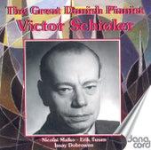 Historic Danish Piano Recordings Vol 3 by Victor Schiøler