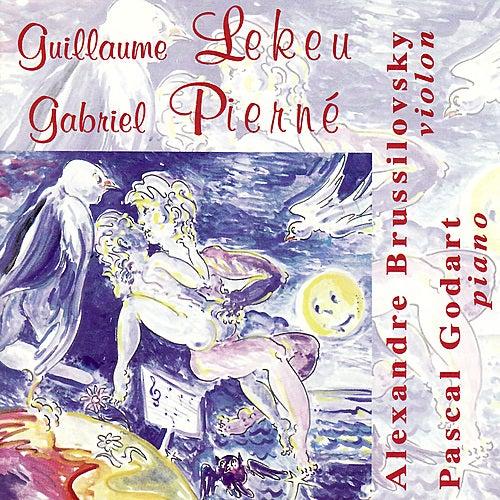 Lekeu: Sonate en Sol Majeur - Pierné: Sonate en Ré Majeur opus 36 by Various Artists
