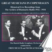 Great Musicians In Copenhagen by Danish Radio Symphony ORchestra