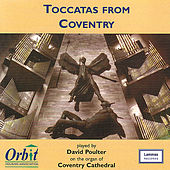 Toccatas from Coventry by David Poulter