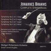 Brahms: Complete Symphonies by Stuttgart Philharmonic Orchestra