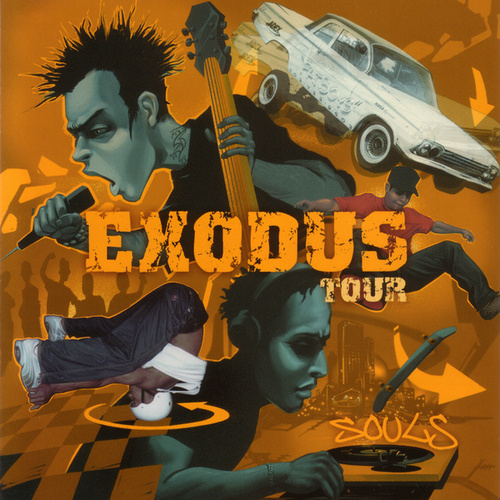 Exodus Tour by Various Artists
