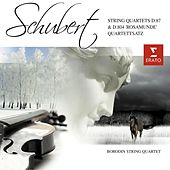 Schubert: String Quartets No. 12 'Quartettsatz' & No. 13 'Rosamunde' by Borodin Quartet