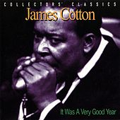 It Was A Very Good Year by James Cotton