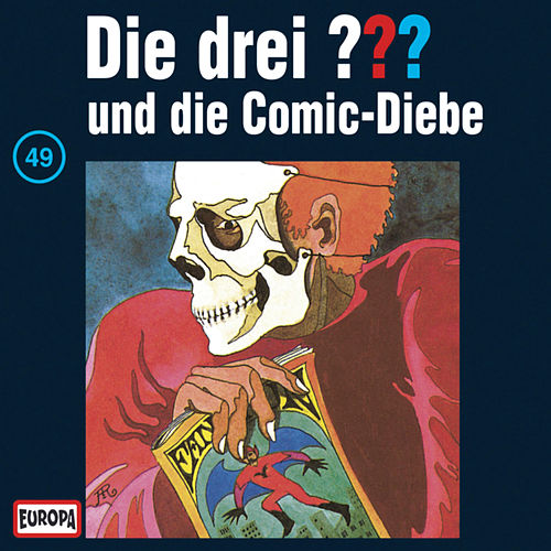 049/und die Comic-Diebe von Die drei ???
