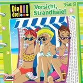 008/Vorsicht Strandhaie von Die Drei !!!