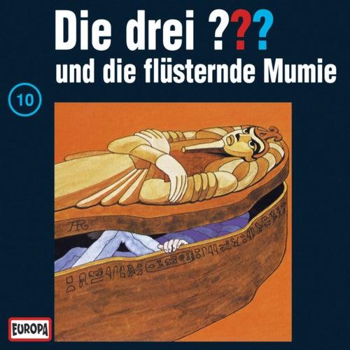 010/und die flüsternde Mumie von Die drei ???
