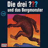 014/und das Bergmonster von Die drei ???