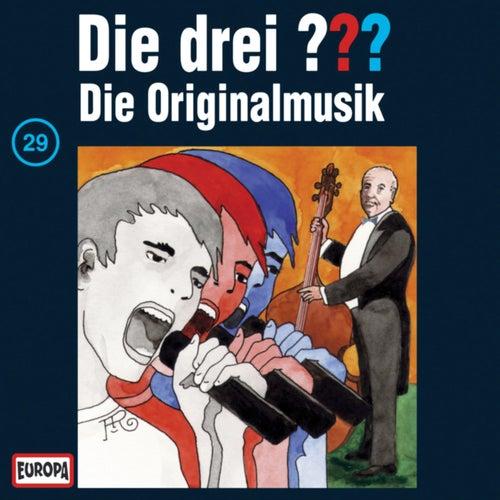 029/Die Originalmusik von Die drei ???
