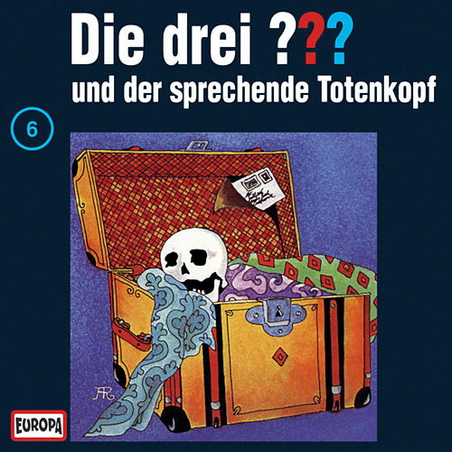 006/und der sprechende Totenkopf von Die drei ???