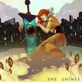 She Shines (feat. Ashley Barrett) von Darren Korb