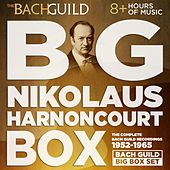Big Harnoncourt Box by Various Artists