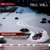 Swangin In the Rain (Remix) [feat. Slim Thug, J-Dawg, Lil Keke, Z-Ro, & Chamillionaire] - Single by Paul Wall