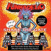 Ain't That Funkin' Kinda Hard on You? (We Ain't Neva Gonna Stop Remix) [feat. Kendrick Lamar & Ice Cube] - Single von Funkadelic