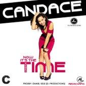 Now It's the Time - Single de Candace