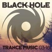 Black Hole Trance Music 03-16 de Various Artists