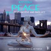 Peace (Remix) [feat. Skyzoo & Bad Lucc] - Single von Kay Cola