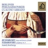 Mussorgsky: Songs and Dances of Death - Tchaikovsky: Symphony No. 5 in E Minor, Op. 64 di Claudio Abbado