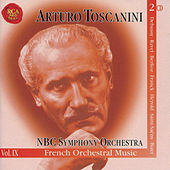 French Orchestral Music by Arturo Toscanini