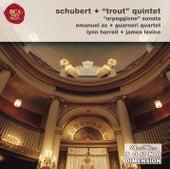 Schubert, Trout Quintet; Arpeggione Sonata de Various Artists