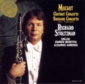Mozart Clarinet Concerto de Richard Stoltzman