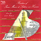 Rarities of Piano Music 2000 - Live Recordings from the Husum Festival by Various Artists