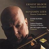 BLOCH, E.: Violin Concerto / LEES, B.: Violin Concerto (Oliveira) by Various Artists