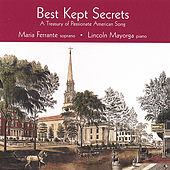 Best Kept Secrets by Maria Ferrante