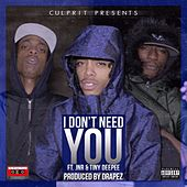 I Don't Need You (Produced by Drapez) by Culprit