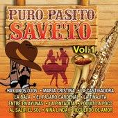 Puro Pasito Saveto, Vol. 1 de Various Artists