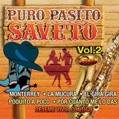 Puro Pasito Saveto, Vol. 2 de Various Artists