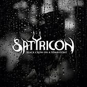 Black Crow on a Tombstone by Satyricon
