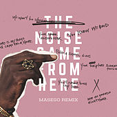 The Noise Came From Here de Saul Williams