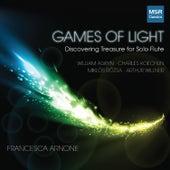 Games of Light: Discovering Treasure for Solo Flute de Francesca Arnone