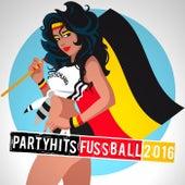 Partyhits Fussball 2016 de Various Artists