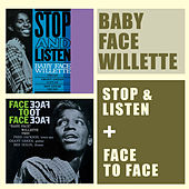 Stop & Listen + Face to Face (feat. Grant Green) [Bonus Track Version] van Baby Face Willette