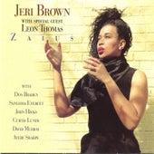 Zaius (with Leon Thomas, Don Braden, Sangoma Everett, John Hicks, Curtis Lundy, David Murray & Avery Sharpe) by Jeri Brown