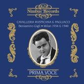 Leoncavallo: Pagliacci (Recorded 1934) - Mascagni: Cavalleria Rusticana (Recorded 1940) by Various Artists