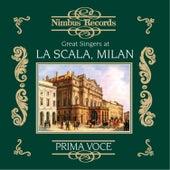 Great Singers at La Scala, Milan de Various Artists